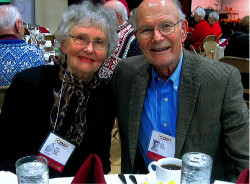 Joan '54 and Lyle '54 Rich give back to Concordia.