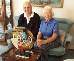 Phyllis and Dr. Homer Rovelstad will continue their strong connection to Concordia with a gift in their estate plans.